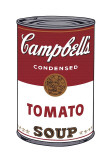 Campbell's Soup I (Tomato)  c1968