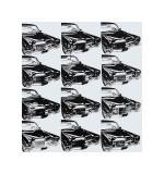 Twelve Cars  c1962