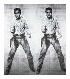 Elvis  c1963 (double Elvis)