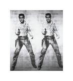 Elvis  c1963 (double Elvis)