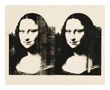 Double Mona Lisa  c1963