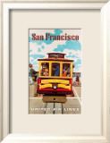 United Airlines: San Francisco  c1950