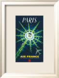 Paris  Air France  c1947