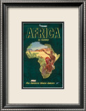Africa by Clipper  c1949