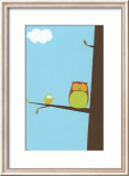 Treetop Owls II