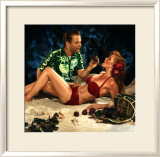 Pin-Up Girl: Island Grotto