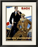 Bach  Fur den Wintersport