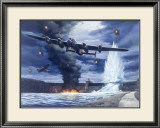 Lanaster Dam Buster Bomber Aviation