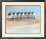 Beach Cabins I