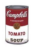 Campbell's Soup I: Tomato  c1968