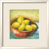 Bowl of Fruit IV