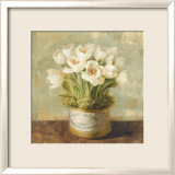 Hatbox Tulips