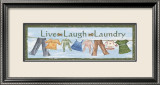 Live Laugh Laundry