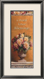 Count Your Blessings Floral