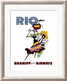 Braniff International Airways  Rio