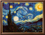 Starry Night  c1889