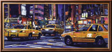 Yellow Cabs  New York City