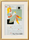 Historic Reading Posters - Little Miss Muffet