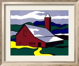 Red Barn II  1969