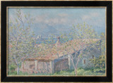 Gardener's House at Antibes  c1888