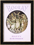 Hooray! Frog&#39;s Happy Birthday