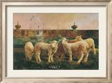 Five Lambs  1988