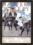 Harper's Weekly  National Authority on Amateur Sport