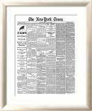 New York Times  April 10  1865: Union Victory and Peace  Surrender of General Lee