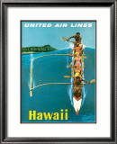 United Airlines  Outrigger