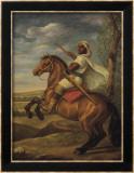 Moorish Chieftain on Horseback