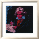 Beethoven  c1987 (red face)