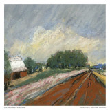 Pastel Fields Vi