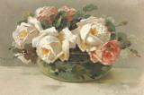 Corbeilles de Roses I