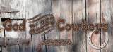 God Bless Cowboys (Barn)
