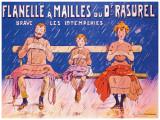 Flanelle a Mailles