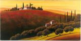 Tuscan Skyline I
