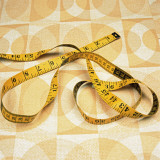 Old-Fashioned Measuring Tape