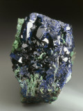 Close-Up of Azurite
