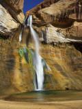 Usa  Utah  Grand Staircase  Lower Calf Creek Falls