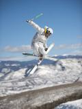 Terrain Park Skiing Tricks