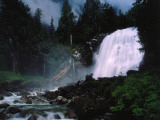 Scenic View of Chatterbox Falls
