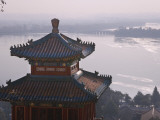 China  Beijing  Summer Palace  Architecture by Kunming Lake