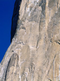 Rock Climbers Scale El Capitan