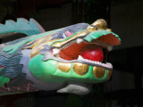China  Sichuan Province  Chengdu  Wooden Fish in the Temple