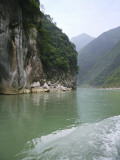 China  Yangtze River  Three Gorges  Landscape of the Lesser Three Gorges