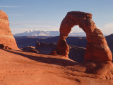 Delicate Arch Holds its Place