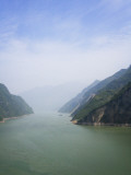 China  Yangtze River  Three Gorges  Landscape of Xiling Gorge