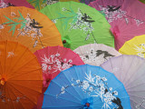 China  Colorful Umbrellas
