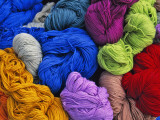 China  Colorful Yarn