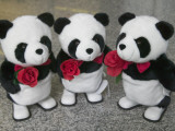 China  Stuffed Panda Toys